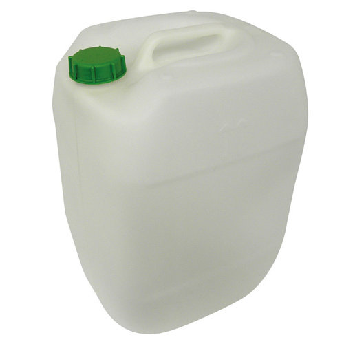 Carpoint Waterkan wit, plastic, geschikt voor water. Niet voor benzine!
