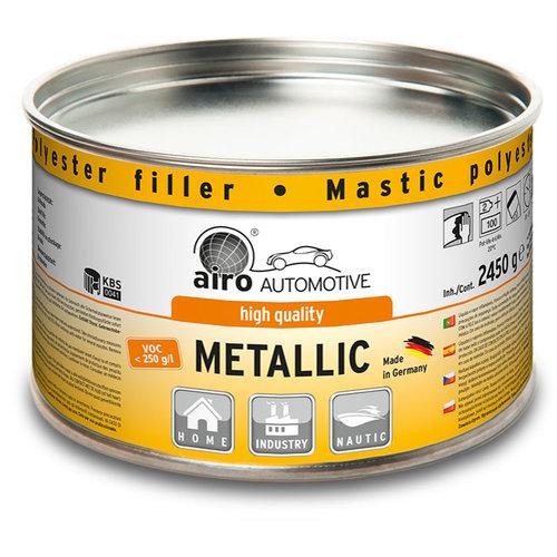 AIRO-CHEMIE - Metallic polyester spachtel