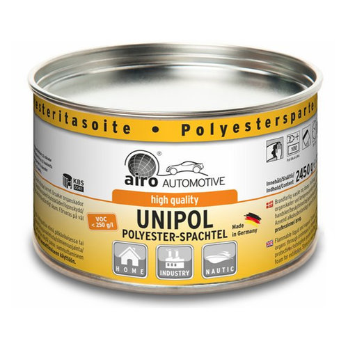 AIRO-CHEMIE Universele Polyesterplamuur  - 2.5KG