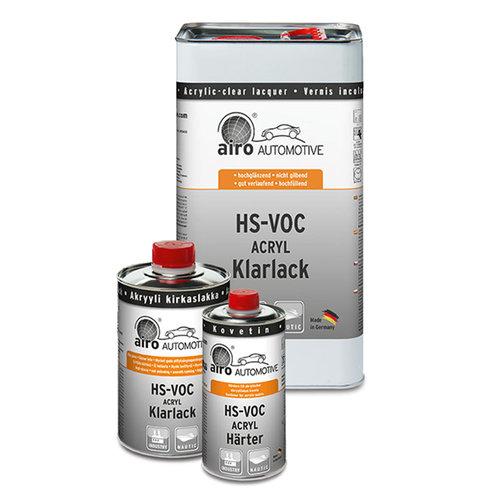 AIRO-CHEMIE HS VOC Acryl Blanke lak