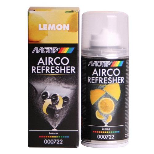 Motip MOTIP AIRCO REINIGER LEMON 150ML 000722