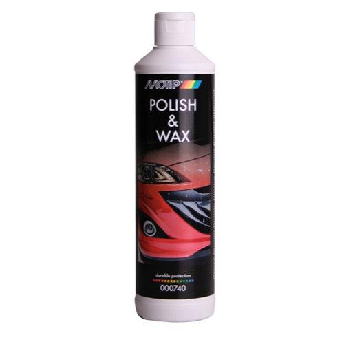 Motip MOTIP POLISH & WAX 500ML 000740