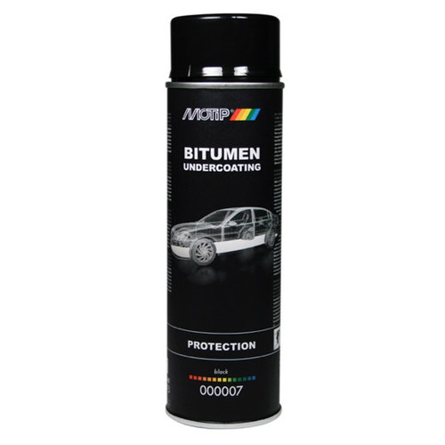 Motip MOTIP BITUMEN SPRAY 500ML 000007
