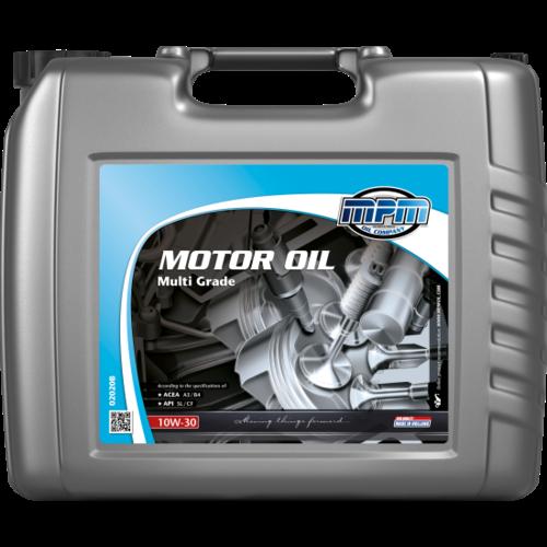 MPM MOTOR OIL 10W-30 MULTI GRADE 20 LITER 02020B