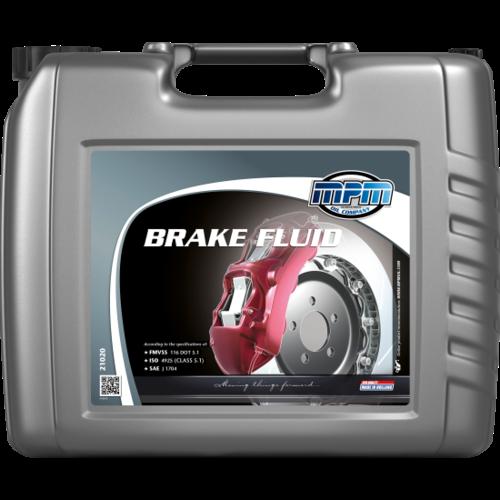 MPM BRAKE FLUID DOT 5.1 21020
