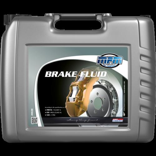 MPM BRAKE FLUID DOT 4 20 LITER  20020