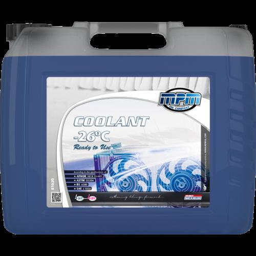 MPM COOLANT -26°C READY TO USE 20 LITER 81020