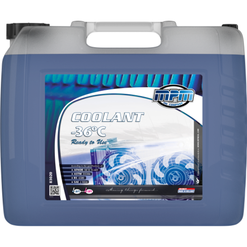 MPM COOLANT -36°C READY TO USE 20 LITER  83020