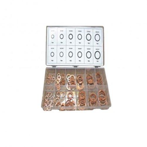 Weber Tools Assortiment Koperen ringen 150 pcs FD-6090