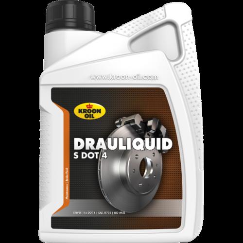 Kroon-oil Remvloeistof Dot 4 Kroon-Olie 1 liter 04206