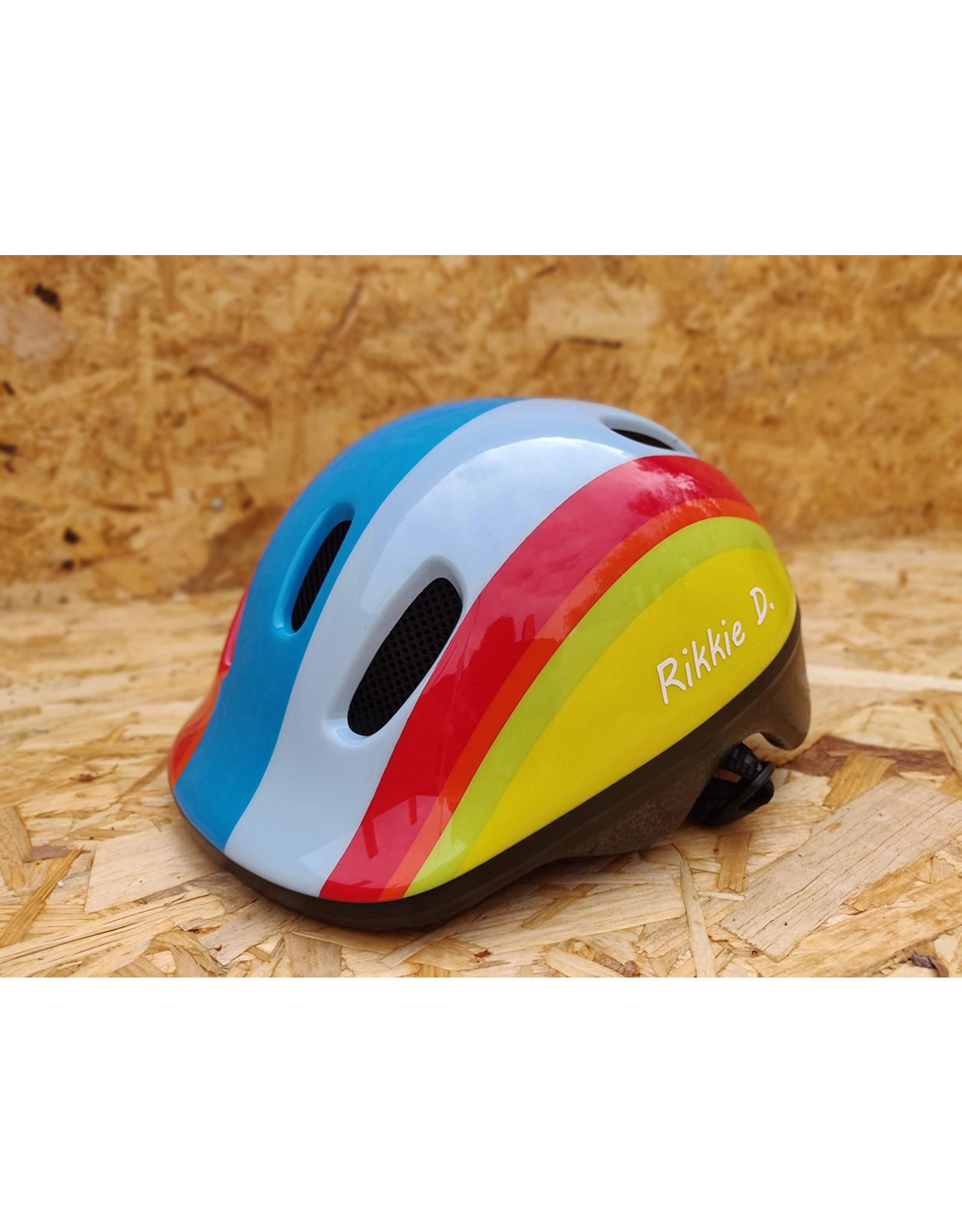 Polisport fietshelm baby Rainbow