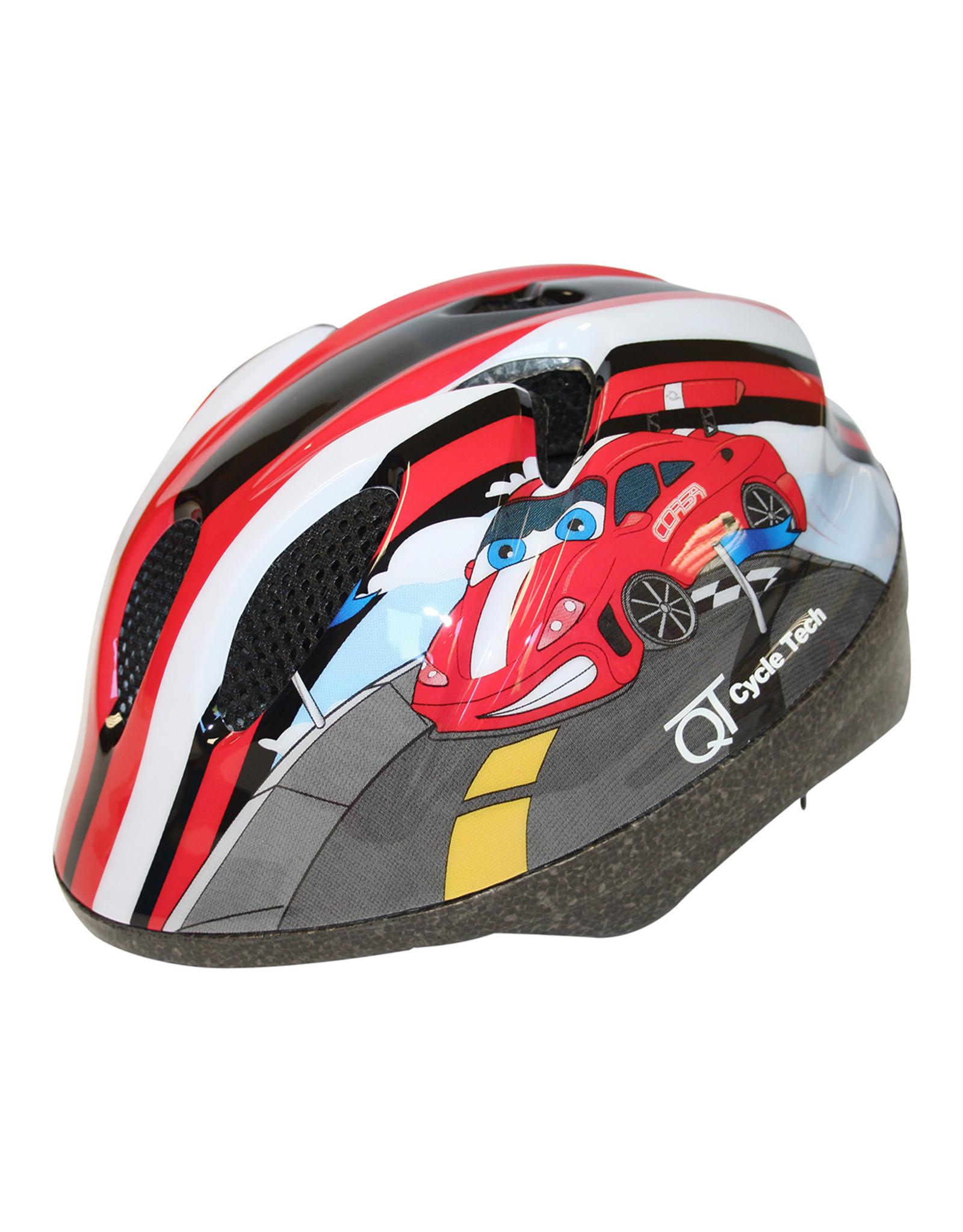 QT fietshelm kleuter Corsa