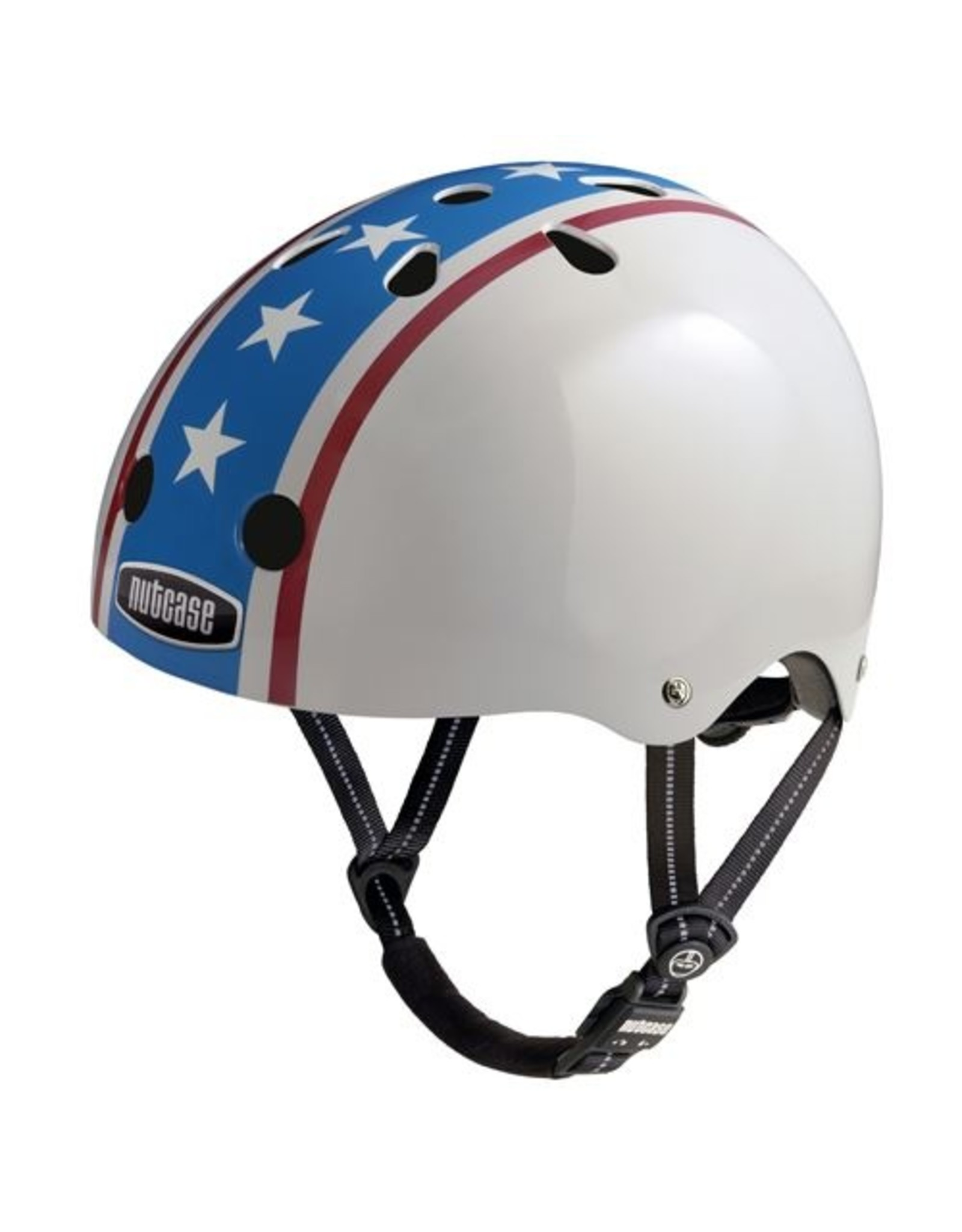 Nutcase fietshelm kind Gen3  Americana