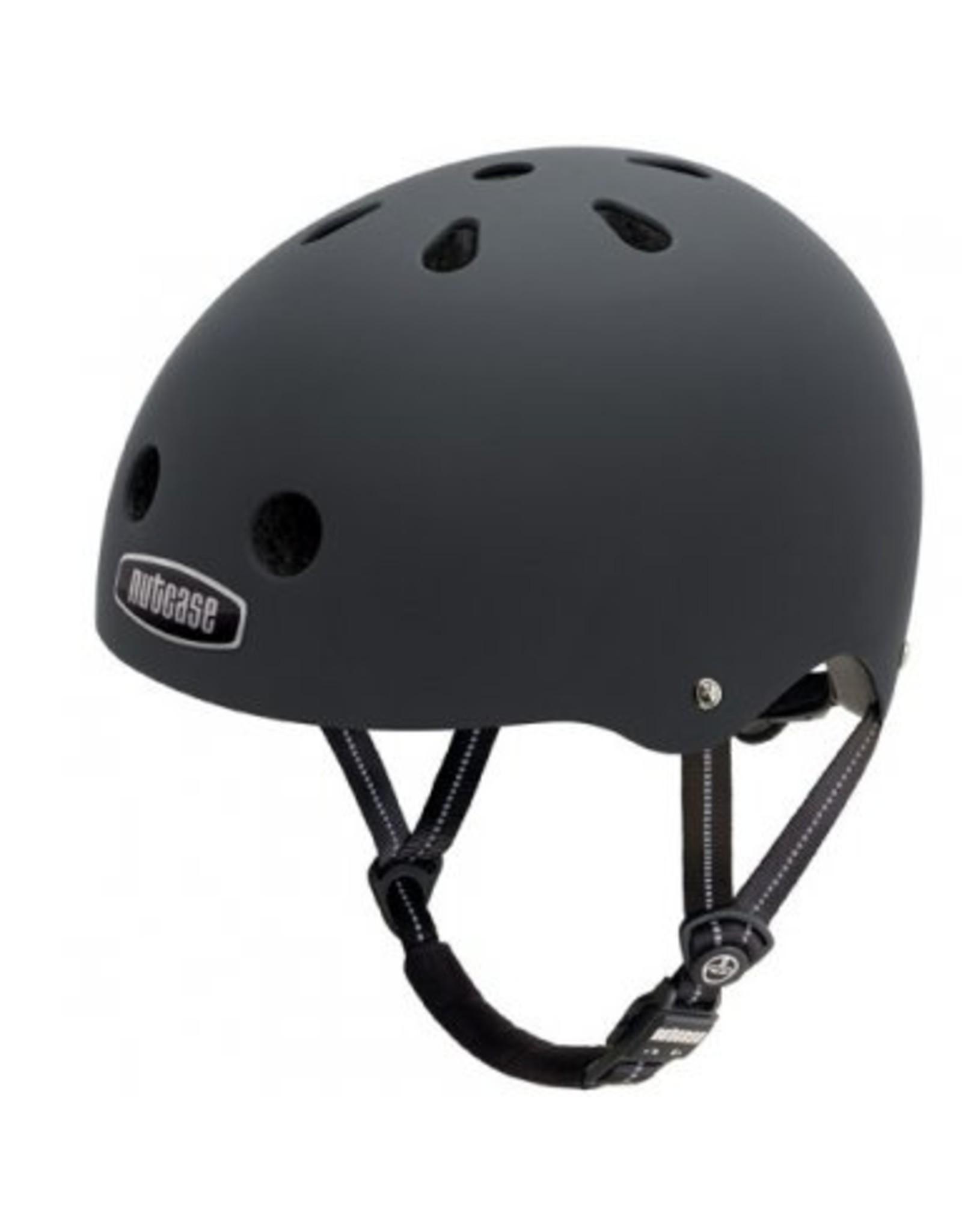 Nutcase fietshelm kind Gen3 Blackish