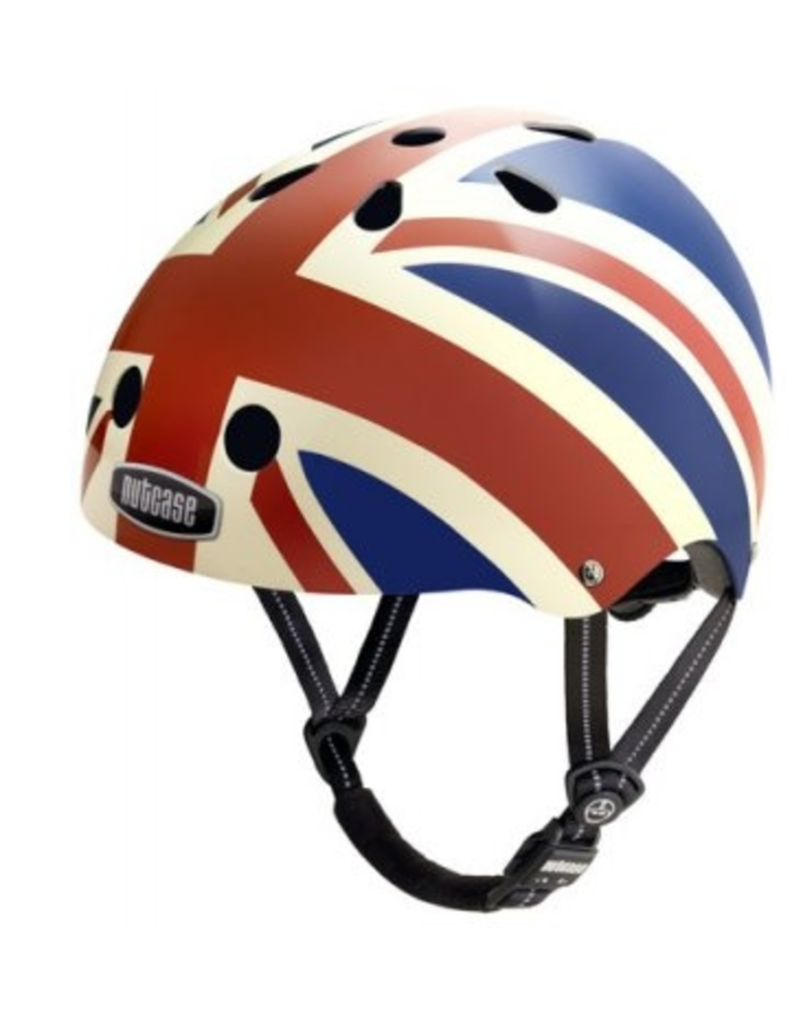 Nutcase fietshelm kind Gen3 Union jack