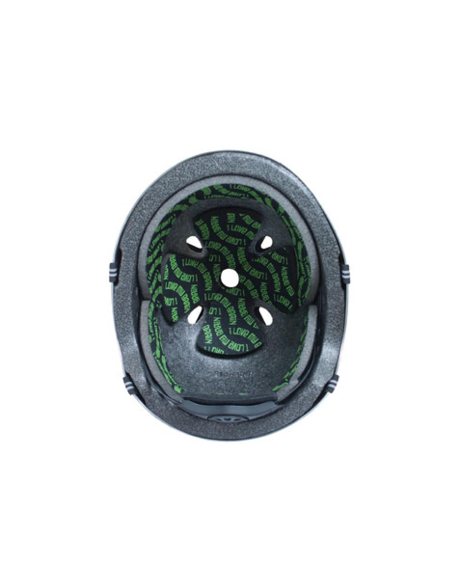 Nutcase fietshelm kind Gen3 Mellow swirl