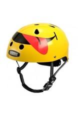 Nutcase fietshelm kleuter Little Nutty Dazed & amused