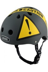 Nutcase fietshelm kleuter Little Nutty Urban Caution