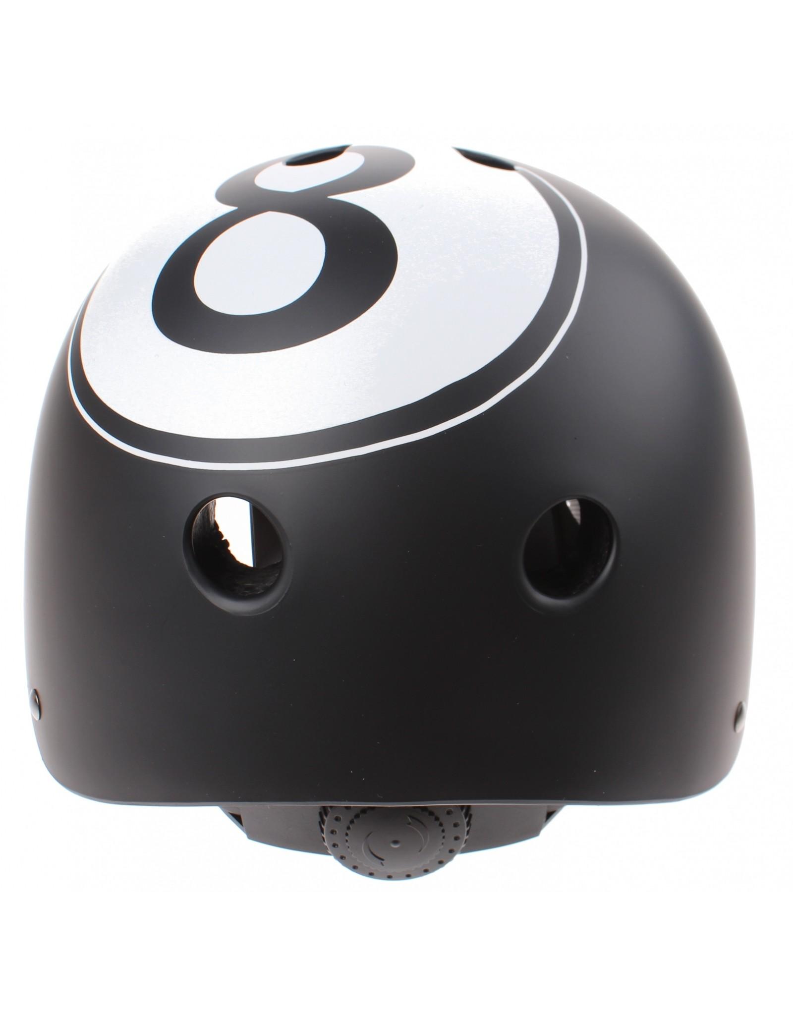 XCOOL fietshelm kind 8-ball