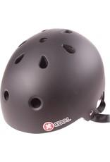 XCOOL fietshelm kind 2.0  Black bean