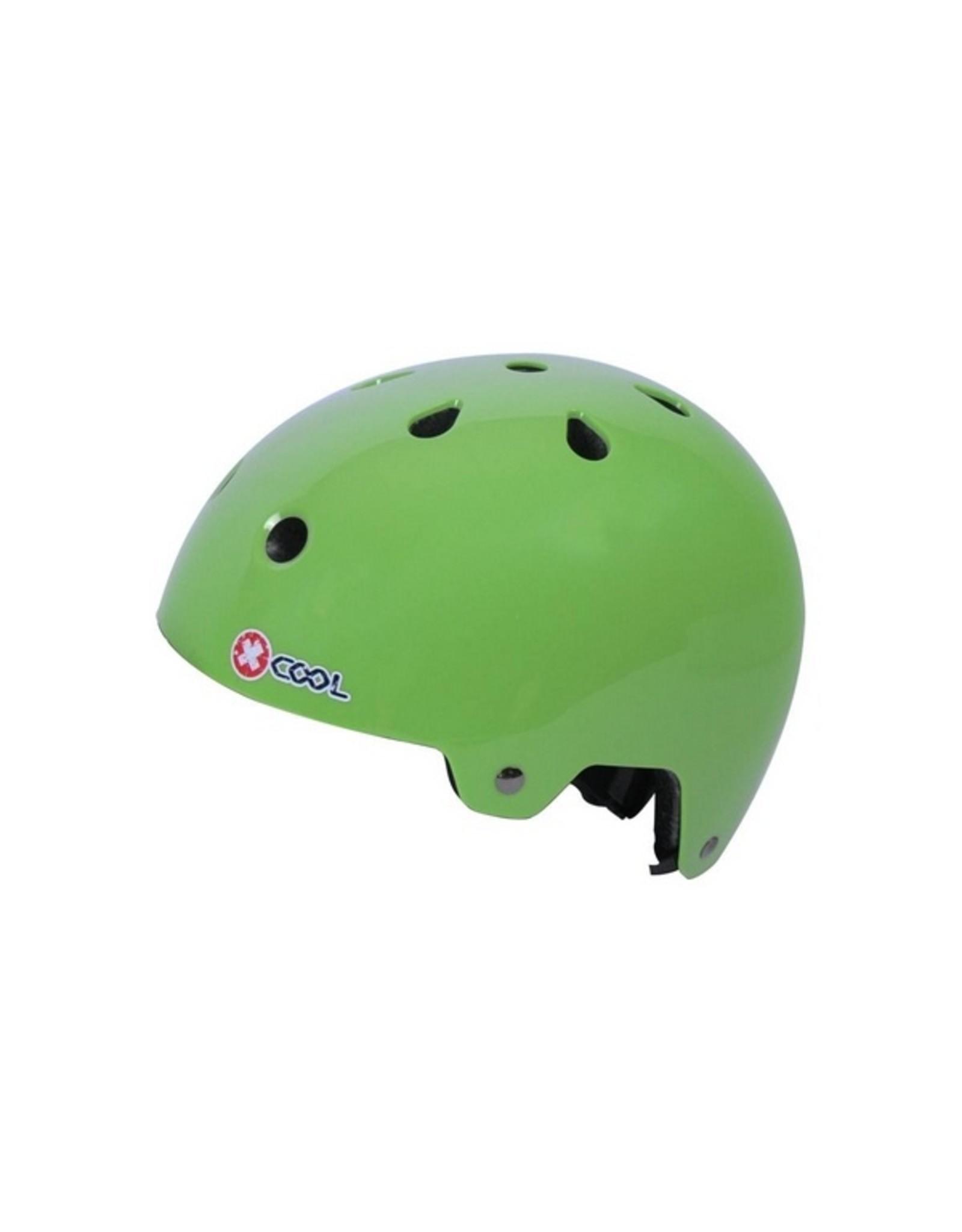 XCOOL fietshelm 2.0 Green bean
