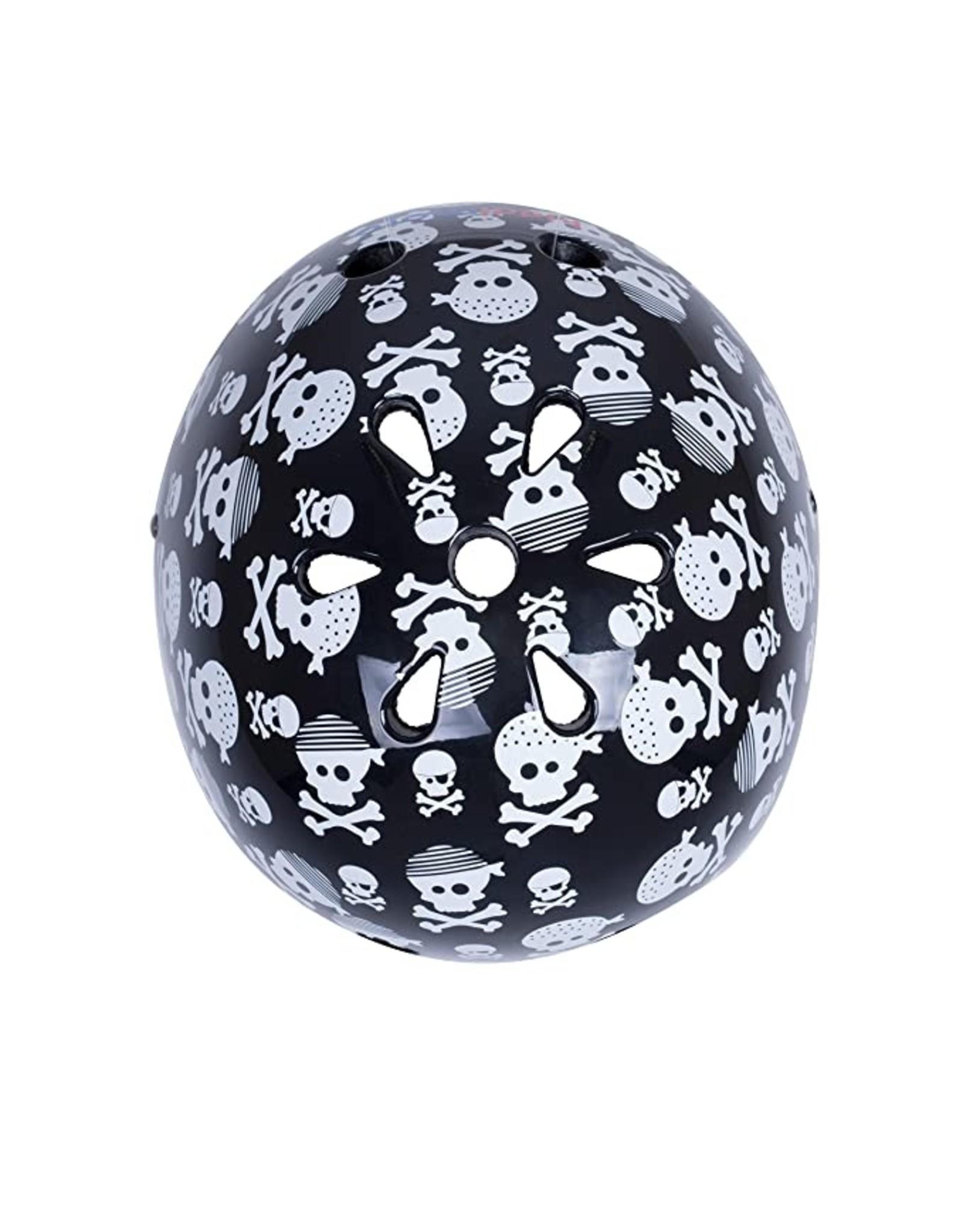 Kiddimoto fietshelm kind Skull