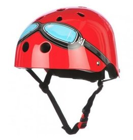 Kiddimoto Red goggles