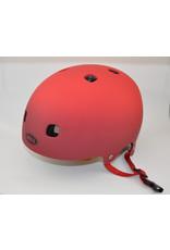Bell fietshelm kind Red comet mat