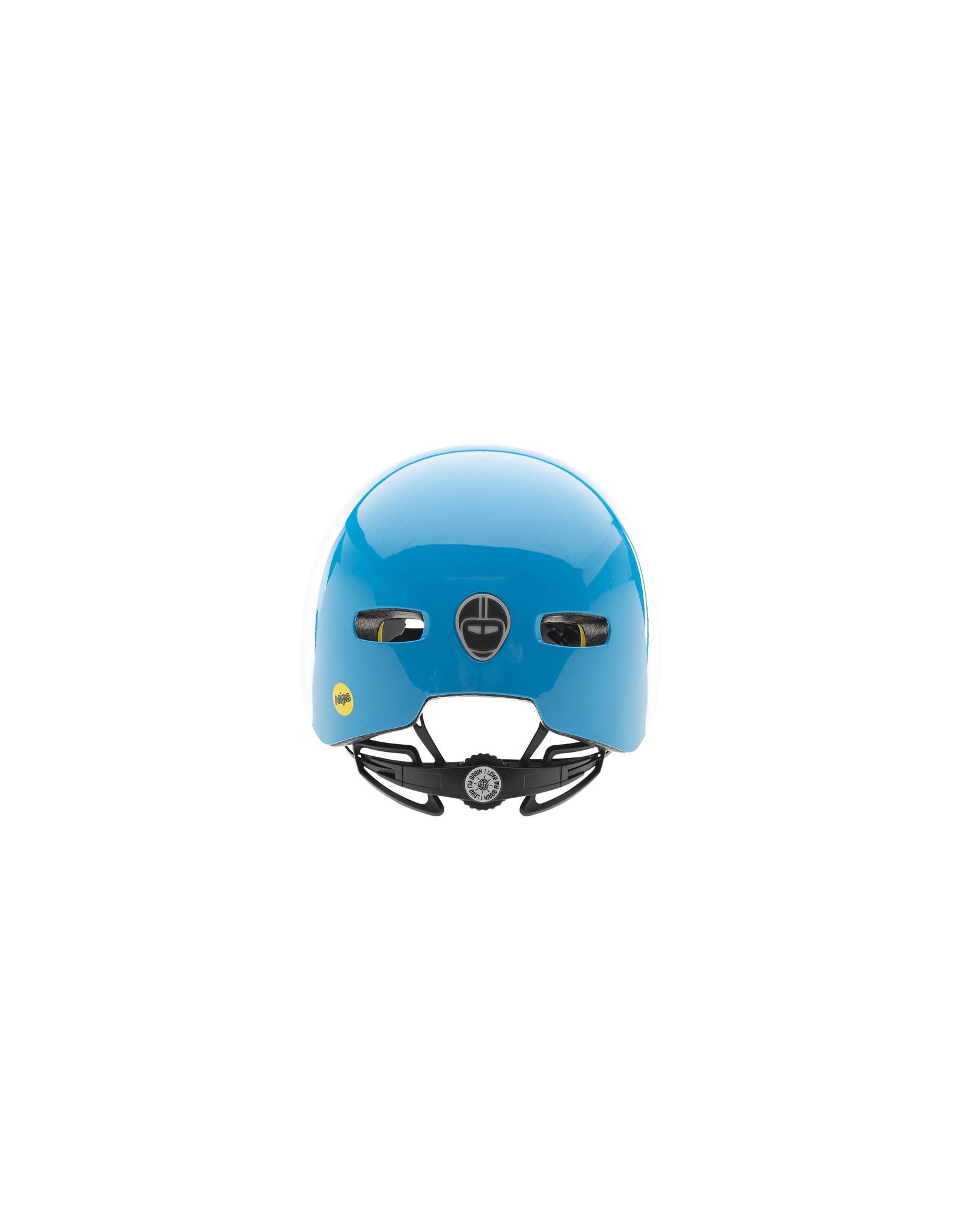 Nutcase  fietshelm kleuter Gen4 Little Nutty Lil' Jaws Metallic MIPS
