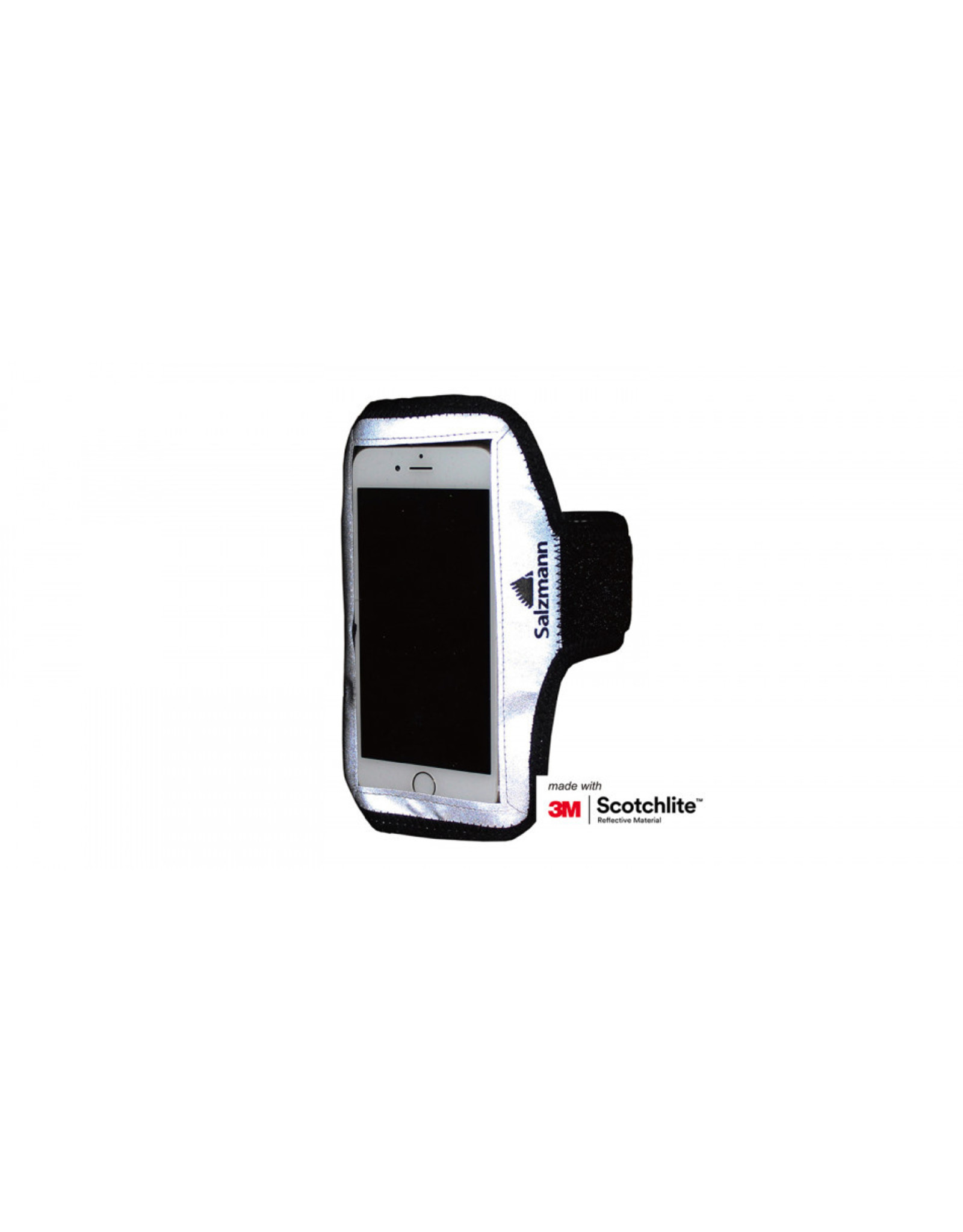 Salzmann Reflecterende armband smartphone