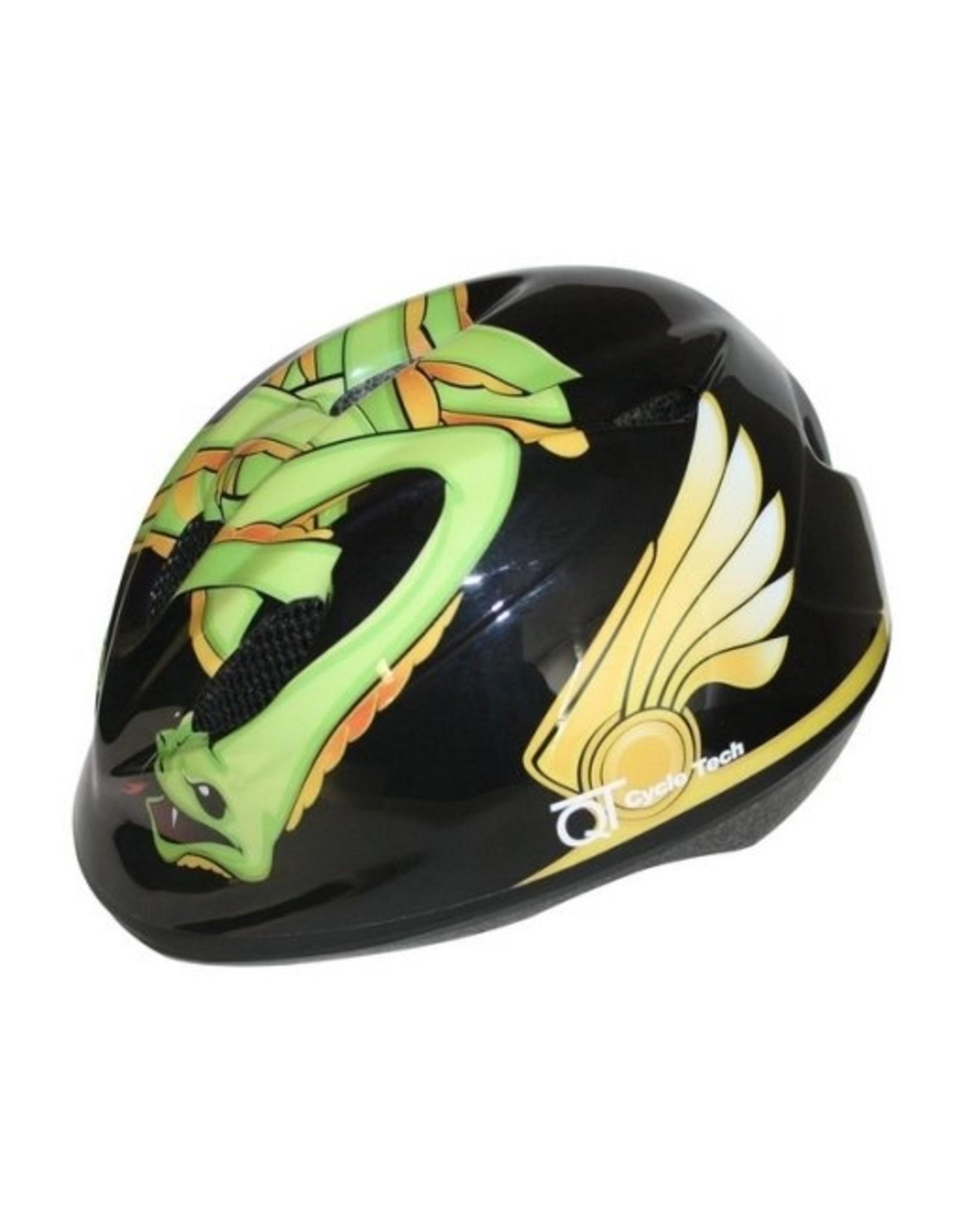 QT fietshelm kleuter Snake