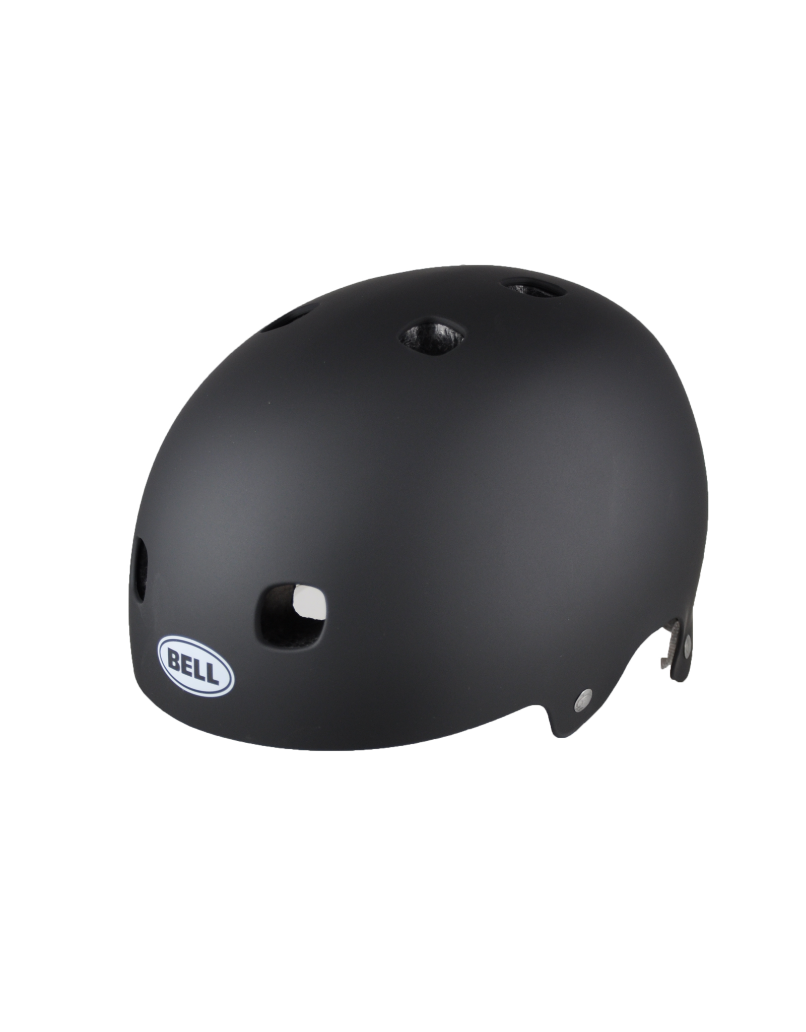 Bell fietshelm kind Black mat