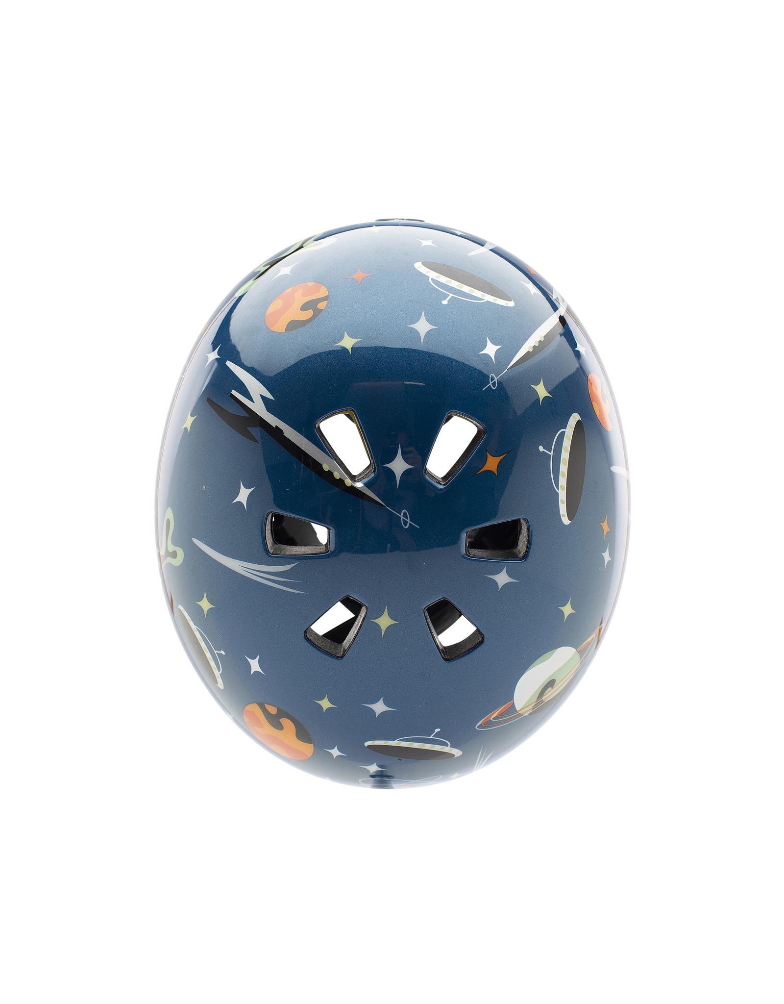 Nutcase  fietshelm  Baby Nutty  Galaxy Guy Gloss MIPS Helmet
