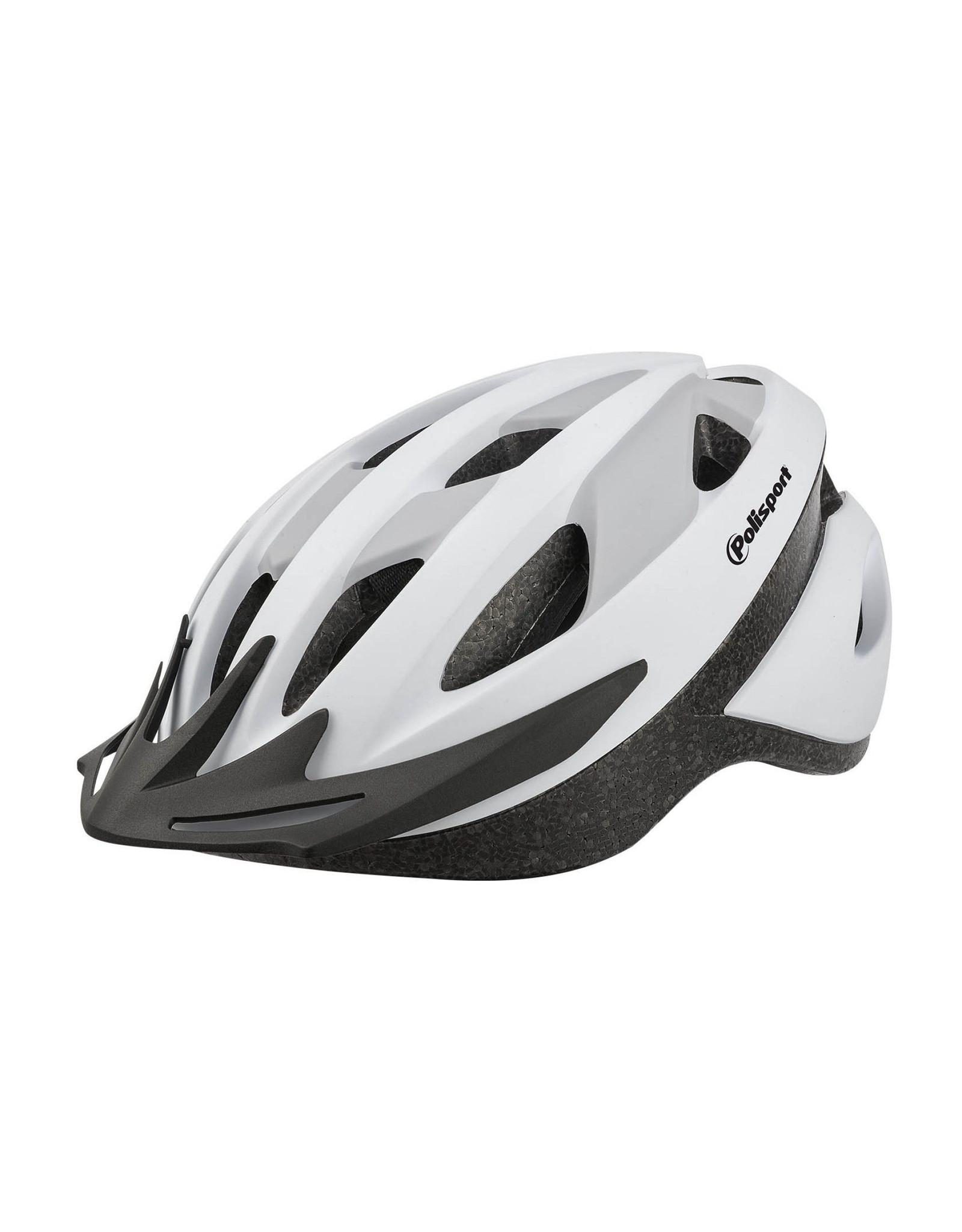 Polisport fietshelm Sport Ride Wit