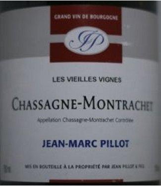 48 - Chassagne-Montrachet, Vielles Vignes, 2018, in HALVE flesjes, Domaine Jean-Marc Pillot