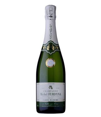 22 - Champagne Extra Brut, blanc de noirs, Michel Furdyna, Celles-sur-Ource