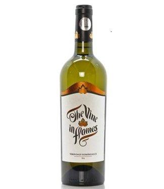 02 - The Vine in Flames, 2019, Chardonnay, Budureasca, Roemenië