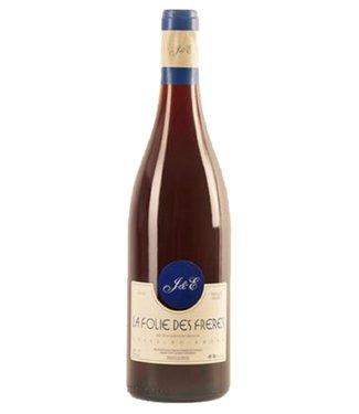 27 - La Folie des Frères, Vieilles Vignes bio, 2019,Côtes du Rhône.  Domein Erwin Devriendt