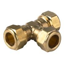 T-koppeling 28mm knel