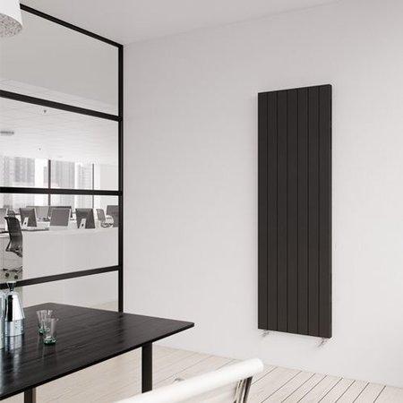 Thermrad AluStyle 2033 x 560 zwart - 7 kolommen