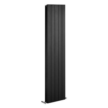 Thermrad AluStyle 1833 x 560 zwart - 7 kolommen