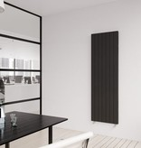 Thermrad AluStyle 1833 x 400 zwart - 5 kolommen