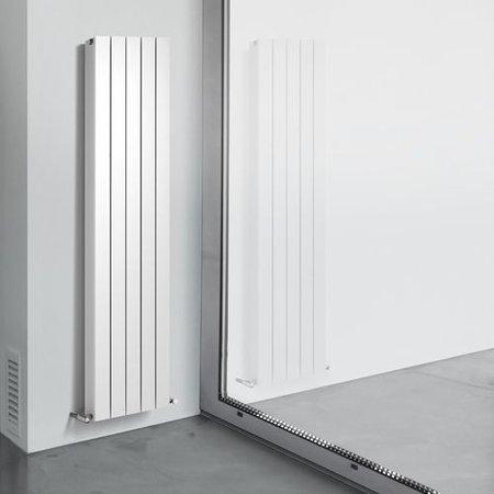 Thermrad AluStyle 2033 x 560 wit - 7 kolommen