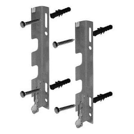 Set Thermrad Super-8 ophangbeugels (klikconsoles)
