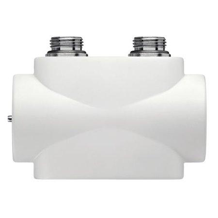 Heimeier design afdekkap wit voor Heimeier H-blokken