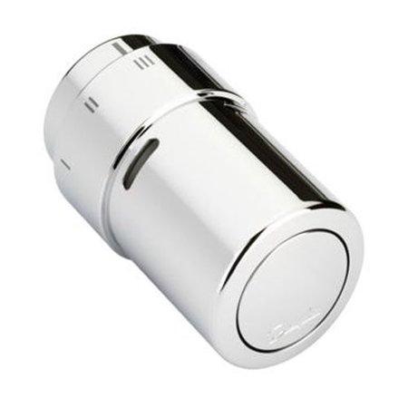 Danfoss RA-X thermostaatkop chroom met vloeistofvoeler