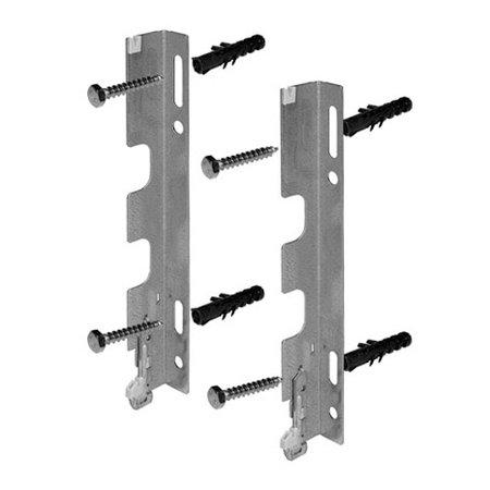 Rofix ophangbeugels voor radiatoren van 400mm hoog