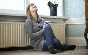 Warmteafgifte van een radiator: 90/70/20°C of 75/65/20°C?