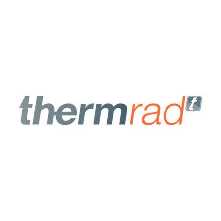 Thermrad RVS Lina 1200 hoog x 500 breed - hoogglans RVS