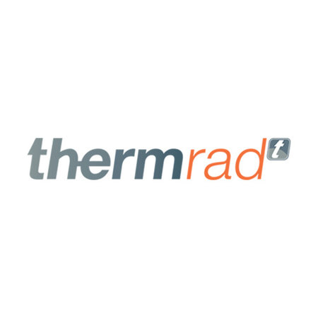 Thermrad RVS handdoekbeugel 400mm t.b.v. Thermrad Vertical